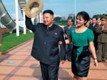 चीयरलीडर थी  तानाशाह किम जोंग की पत्नी, शादी से पहले लेनी पड़ी थी ट्रेनिंग