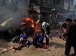 पाकिस्तान के पेशावर में ब्लास्ट, 15 लोग घायल