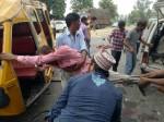 बरेली में ट्रक-टेंपू की आमने-सामने टक्कर, 2 की मौत, 8 घायल