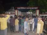 बहराइच: गणेश पूजा पंडाल में धर्म विशेष के युवकों का उत्पात, इलाके में तनाव