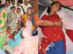 गोद से नवजात को छीन ले गई बच्चा चोर महिला, बस देखती रह गई बेबस मां