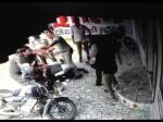 VIDEO: पुलिस भी नहीं रोक पाई मारपीट, CCTV में कैद सच