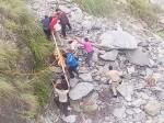 चंबा की रावी नदी में जा गिरी जीप, घटना में दो लोगों की मौत