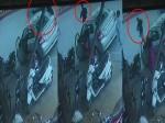 CCTV: लड़के ने कहा आपका पैसा गिरा है, महिला ने उतर कर देखा तो जा चुकी थी गाढ़ी कमाई