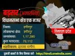 हिमाचल प्रदेश चुनाव 2017:  सीट नंबर 39 बड़सर (अनारक्षित) विधानसभा क्षेत्र के बारे में जानिए