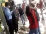 VIDEO: दोनों का प्रेमी निकला एक ही शख्स, आगरा की लड़कियों ने बीच सड़क पर कर ली फाइट