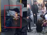 LIVE: लंदन के पार्संस ग्रीन रेलवे स्टेशन पर आतंकी हमला , भगदड़ मचने से 20 लोग जख्मी