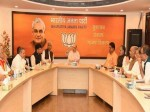 बिहार: 2019 में भाजपा की 25 सीटों पर लड़ने की योजना, नीतीश को देगी 9 सीट