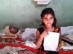 6 साल की मासूम ने PM मोदी से मांगी मदद, CM योगी ने की सहायता