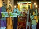 वाराणसी LIVE: तुलसी मानस मंदिर में पीएम मोदी, रामायण पर जारी किया डाक टिकट