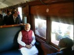 दुआ करें कि पीएम मोदी को बुलेट ट्रेन में नीचे न सोना पड़े!