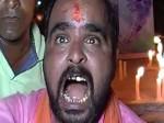 VIDEO: हिंदू महासभा नेता ने दी पीएम मोदी को सत्ता से हटाने की खुली चुनौती