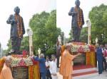 कानपुर के ईश्वरीगंज पहुंचे राष्ट्रपति रामनाथ कोविंद