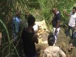 रास्ते में मिला कटा हाथ, जमीन खोद कर देखा तो कई टुकड़ों में दफन था मासूम का शव