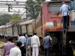 दिल्ली: जम्मू राजधानी एक्सप्रेस पटरी से उतरी, कोई हताहत नहीं