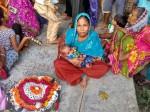 पुत्र की प्राप्ति पर हिंदू रीति रिवाज से मुस्लिम महिला ने रखा जीवित्पुत्रिका व्रत
