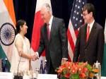उत्तर कोरिया और पाकिस्तान के बीच परमाणु संबंधों की हो जांच: सुषमा स्वराज