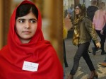 जींस और जैकेट पहन सड़क पर निकली मलाला, लोगों ने मियां खलीफा कह डाला