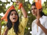 इलाहाबाद में हार के बाद आगरा के अंबेडकर यूनिवर्सिटी छात्र संघ चुनाव में एबीवीपी का जलवा