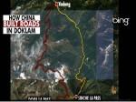 सैटेलाइट तस्वीरों से सामने आई डोकलाम पर चीन की हकीकत