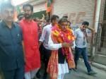 हिमाचल में धूमल ने की चुनाव प्रचार की शुरुआत, भाजपा नेताओं ने भरा पर्चा