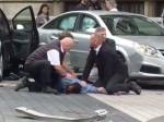 लंदन: पैदल जा रहे लोगों पर चढ़ाई तेज रफ्तार, कई घायल, एक गिरफ्तार