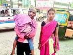 पटना एम्स में तड़प-तड़प कर गोद में मर गई बच्ची, लाश को कंधे पर रख श्मशान ले गया पिता