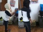 VIDEO: शराबी लड़कियों ने थाने में पुलिसवालों को दीं गंदी-गंदी गालियां