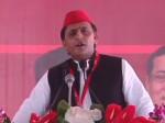आगरा में समाजवादी पार्टी के राष्ट्रीय अधिवेशन में अखिलेश चुने गए अध्यक्ष