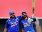 ICC ODI Player Ranking: टॉप 5 में पहुंचे रोहित  शर्मा,  कप्तान विराट नंबर 1 पर