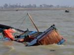 बिहार: बागमती नदी में नाव पलटी, 30 लोग थे सवार, अब तक 3 शव बरामद