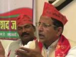 निकाय चुनाव: सपा प्रत्याशी ने जमकर की पीएम मोदी की तारीफ, VIDEO