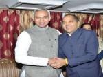 जय राम ठाकुर ने राज्यपाल से मिलकर भाजपा सरकार बनाने का दावा किया पेश
