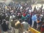 सेंट मैरी कॉलेज में भारत माता की आरती पर हंगामा, ABVP कार्यकर्ताओं और पुलिस में झड़प