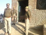यूपी के बांदा जिले में एक ही परिवार के चार सदस्यों की गला रेतकर हत्या