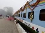 राजधानी एक्सप्रेस में यात्री को चूहे ने काटा, डॉक्टर ने ट्रेन में वसूले 500 रुपए, कहा: मुंबई जाकर दवाई लेना