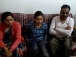 दो बहनों ने पीएम मोदी और सीएम योगी को खून से लिखा पत्र, राजभवन अधिकारी का बेटा कर रहा परेशान
