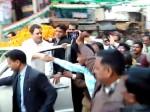 राहुल दौरा: रायबरेली के बाद अमेठी में भी कांग्रेस-भाजपा कार्यकर्ता भिड़े