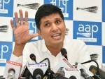 AAP विधायक सौरभ भारद्वाज का आरोप- मोदी का कर्ज चुकाना चाहते हैं मुख्य चुनाव आयुक्त अचल कुमार ज्योति