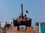 VIDEO: भारतीय सेना ने आजम खान की जौहर यूनिवर्सिटी को दिया टैंक