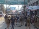 वाराणसी पहुंचे अमित शाह, कांग्रेसियों ने किया विरोध, अजय राय समेत कई गिरफ्तार