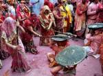 Holi 2018: 'बरसाना की होली' के जिक्र बिना अधूरा है होली का हर फाग