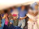 बिहार सड़क हादसा: इन दो गलतियों से गई 9 बच्चों की जान, तस्वीर देख कांप उठेंगे आप