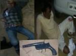 मथुरा में हुई पुलिस मुठभेड़ में एक व मुजफ्फरनगर में गोली लगने से तीन बदमाश घायल, एक था 20 हजार का ईनामी
