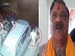 CCTV: भाजपा नेता के पुत्र ने टोल टैक्स मांगने वाले को पीटा, कहा- 'गाड़ी पर लिखा विधायक नहीं दिखता क्या'