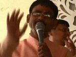 बच्चे पैदा करने को लेकर भाजपा विधायक ने मंच से दिया डर्टी बयान