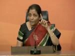 PNB Scam: निर्मला सीतारमण का कांग्रेस पर आरोप, अभिषेक मनु सिंघवी और नीरव की कंपनी के बीच हुआ लेन देन