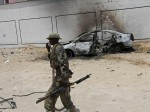सोमालिया की राजधानी मोगादिशू में कार ब्लास्ट्स, 18 की मौत