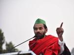 तेज प्रताप ने छोड़ा सरकारी बंगला, कहा-'नीतीश कुमार ने मुझे डराने के लिए बंगले में भूत छोड़ दिया'