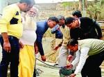 राजस्थान: महाशिवरात्रि के दिने कुएं से निकला गर्म पानी, लोगों के कहा चमत्कार